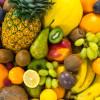 In frischem Obst sind viele Vitamine enthalten.