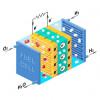 Brennstoffzellen-Diagramm