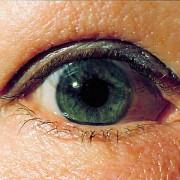 Das Auge ist eines unserer Sinnesorgane.