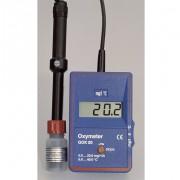 Temperatur- und Sauerstoffmessgerät