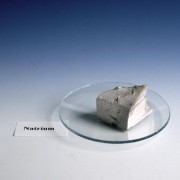 metallisches Natrium