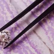 Diamant ist reiner Kohlenstoff, aber nicht am Kohlenstoffkreislauf beteiligt.
