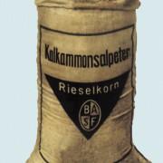 Kalkammonsalpeter ist ein wichtiges Stickstoffdüngemittel.