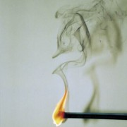 Verbrennung von Polystyrol