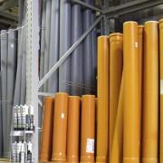 Durch die Optimierung unterschiedlicher Eigenschaften kann PVC zu verschiedenen Werkstoffen verarbeitet werden.