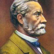 LOUIS PASTEUR (1822 - 1895) war ein französischer Biologe und Mediziner.
