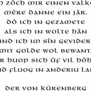 """Minnesang: """"Manessische Handschrift"""""""