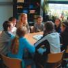 Rundgespräch – eine der häufigsten Gesprächsformen