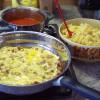 Spirelli mit Tomatensoße