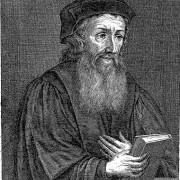 JOHN WYCLIFFE (1330 bis 1384)