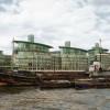 Der Ausbau der Docklands in den 80er Jahren.