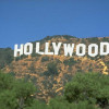 Der berühmte Hollywood-Schriftzug im Nordwesten von Los Angeles.