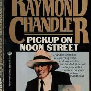 Cover eines Kriminalromans von RAYMOND CHANDLER