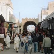 In der Medina einer tunesischen Stadt