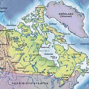 Der Subkontinent Kanada