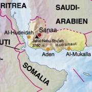 Jemen und Nachbarländer