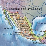 Mexiko - Übergang zwischen Nord- und Mittelamerika