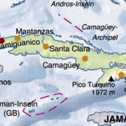 Die Antilleninsel Kuba