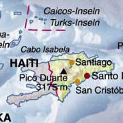 Die Dominikanische Republik auf Hispaniola
