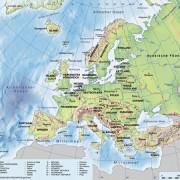 Europa – Übersicht