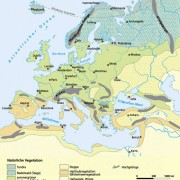 Die natürliche Vegetation Europas