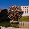 Das Palais der Nationen (1929–1937) ist europäischer Sitz der UNO.