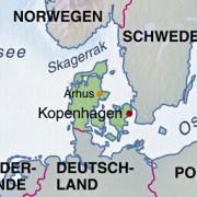 Dänemark und Nachbarländer