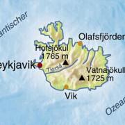 Island - Übersicht