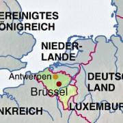 Belgien und Nachbarländer
