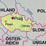 Tschechische Republik und Nachbarländer