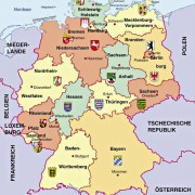 Deutschland – Verwaltungsgliederung