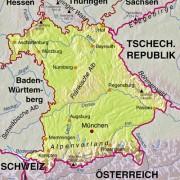 Bayern - Übersicht