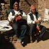 Die strickenden Männer von der Insel Taquile