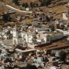 Die mit maurischen Elementen versehene Kathedrale von Copacabana ist die Hauptattraktion des Wallfahrtsortes.