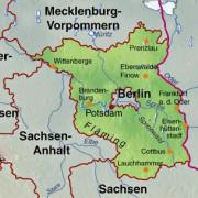 Brandenburg - Übersicht