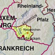 Saarland - Übersicht