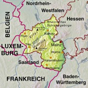 Rheinland-Pfalz - Übersicht