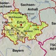 Thüringen - Übersicht
