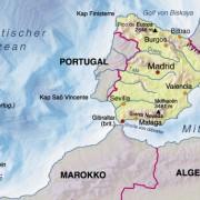 Spanien Festland Karte.Königreich Spanien In Geografie Schülerlexikon Lernhelfer