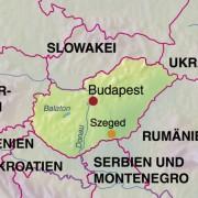 Ungarn und Nachbarländer