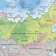 Russische Föderation und Nachbarländer