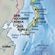 Die japanischen Inseln