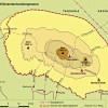 Das ovalförmige Kilimandscharo-Bergmassiv wird aus 3 Vulkanen gebildet, im Westen der Shira, im Osten der zerklüftete Mawenzi und im Zentrum der majestätische Hauptgipfel Kibo, der meist mit dem Kilimandscharo gleichgesetzt wird.