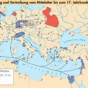 Vertreibung der Juden im Mittelalter