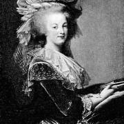 MARIE ANTOINETTE (1755–1793)