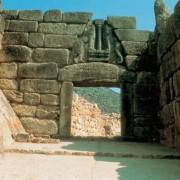 Das Löwentor (Kyklopische Mauern)