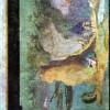 Landschaft zur Odyssee (Kopie nach einem griechischen Original),Rom, Bibliothek des Vatikans, um 150/100 v.Chr., Höhe 150 cm