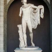 """""""Apoll"""" von BELVEDERE (330/320 v. Chr)"""