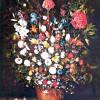 """JAN BRUEGEL D. Ä.: """"Blumenstrauß"""";1.Viertel 17. Jh., Öl auf Holz, 125 × 96 cm;München, Alte Pinakothek."""