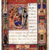 GIULIO CLOVIO: Colonna-Missale, Szene: Berufung des Johannes;um 1532, Pergament;Manchester, John Rylands University Library.